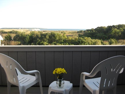 Hyannis Cape Cod vacation rental - Nantucket Sound View From Third Level Deck