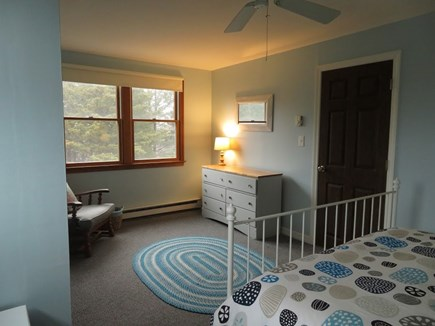 Eastham Cape Cod vacation rental - Bright and airy bedroom with room to read and relax.