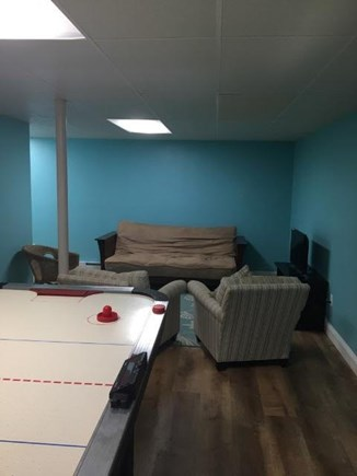Eastham Cape Cod vacation rental - Air hockey, movie watching, a great place to chill!