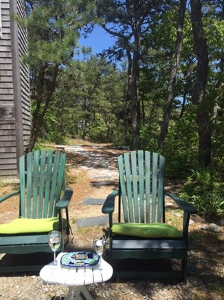 Wellfleet Cape Cod vacation rental - Relax after the beach.