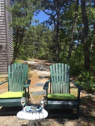 Wellfleet Cape Cod vacation rental - Relax after the beach.