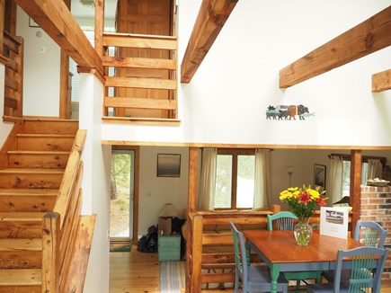 Wellfleet Cape Cod vacation rental - Multilevel with lots of light
