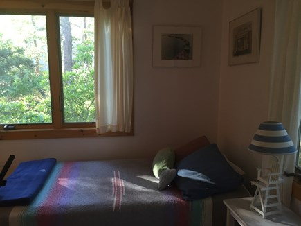 Wellfleet Cape Cod vacation rental - Sweet bedroom with trundle bed