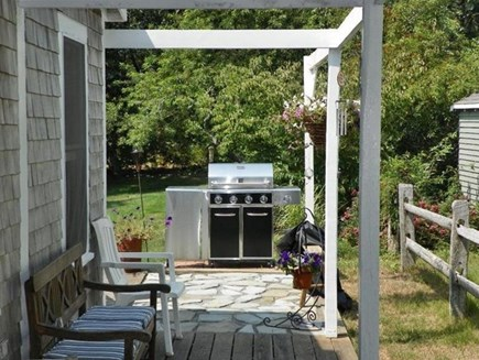 Wellfleet Cape Cod vacation rental - Weber grill