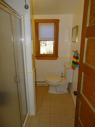 Wellfleet Cape Cod vacation rental - Bathroom with shower