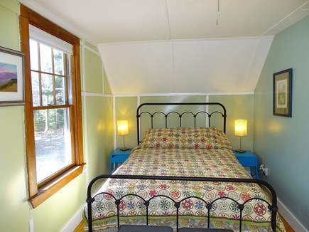 Wellfleet Cape Cod vacation rental - Upstairs master with queen bed