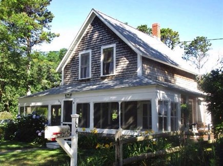 Wellfleet Cape Cod vacation rental - Updated 1890's cottage on Wellfleet Historic Register