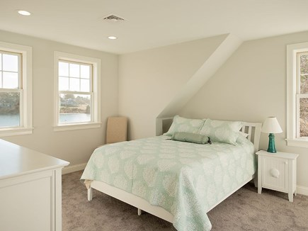 West Dennis Cape Cod vacation rental - Second Floor Master with private bath and views.