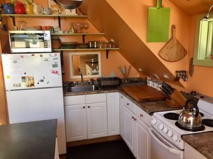 Wareham MA vacation rental - Full kitchen