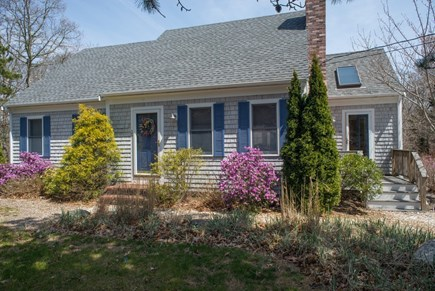 Eastham Cape Cod vacation rental - Front of 30 McGuerty