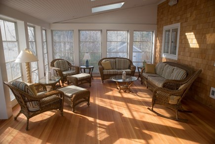 Eastham Cape Cod vacation rental - Sun Room