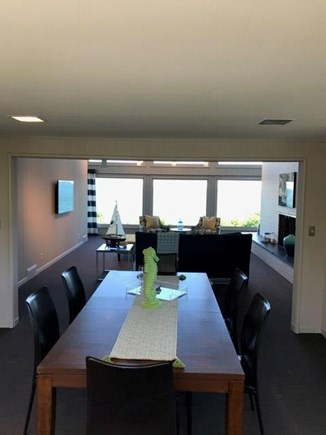 Falmouth Cape Cod vacation rental - Dining table