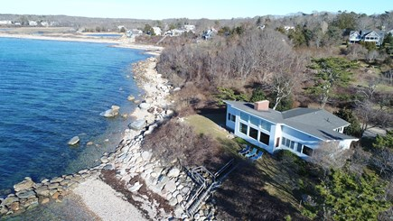 Falmouth Cape Cod vacation rental - Your Path along the shoreline