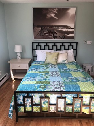 Eastham Cape Cod vacation rental - 3rd bedroom on the upper floor with a queen.