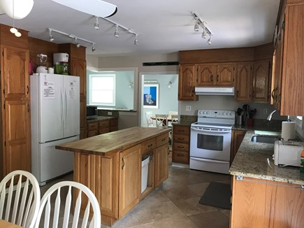 Eastham Cape Cod vacation rental - Main level kitchen