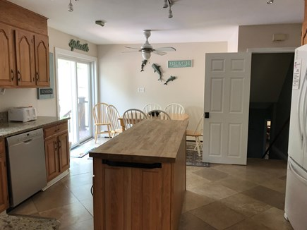 Eastham Cape Cod vacation rental - Main kitchen