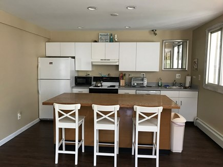 Eastham Cape Cod vacation rental - 2nd kitchen on the middle level.