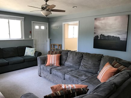 Eastham Cape Cod vacation rental - 3rd living room on the lower level.