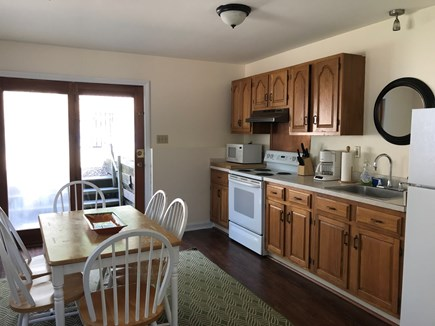 Eastham Cape Cod vacation rental - 3rd kitchen on the lower level.