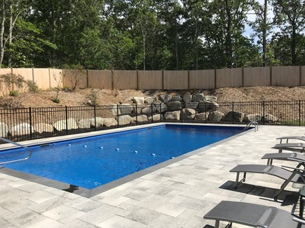 Eastham Cape Cod vacation rental - New pool