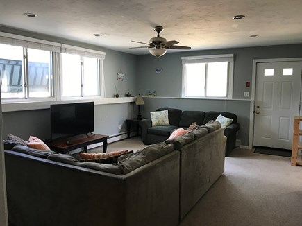 Eastham Cape Cod vacation rental - 3rd living room in the lower level