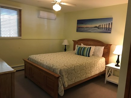 Eastham Cape Cod vacation rental - 7th bedroom on the lower level with a queen