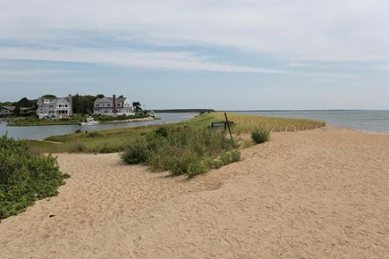 Mashpee, Popponesset Cape Cod vacation rental - Vast beach area - great for swimming and long walk