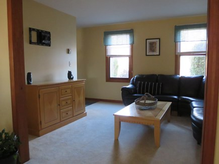 Bourne, Gray Gables Cape Cod vacation rental - One of two living spaces.
