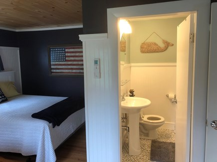 West Yarmouth Cape Cod vacation rental - Guest 2 - Private Bath with Shower/Tub