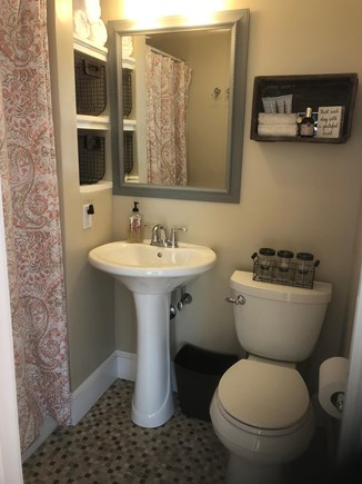 West Yarmouth Cape Cod vacation rental - Master Bedroom Bath