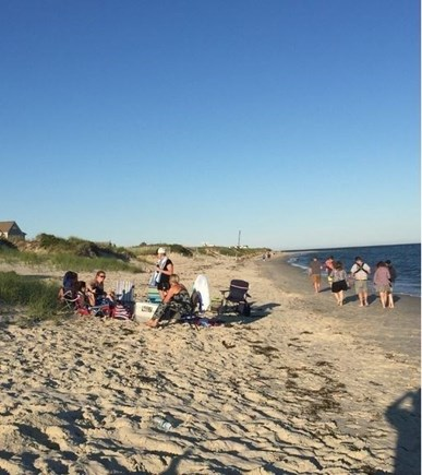 West Dennis Cape Cod vacation rental - Private Beach just steps away