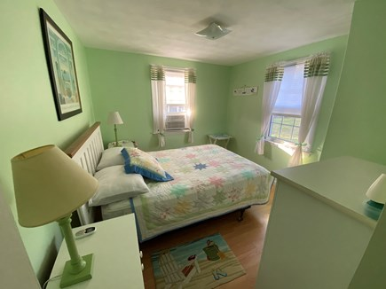 West Dennis Cape Cod vacation rental - Unit 12 Master Bedroom, bright and airy