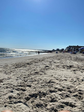 West Dennis Cape Cod vacation rental - Deeded access to Private Beach