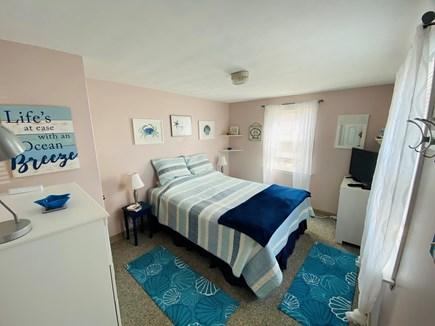 West Dennis Cape Cod vacation rental - Unit 10 Master Bedroom, new comfy decor