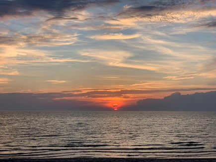 Orleans Cape Cod vacation rental - Another famous Skaket Beach sunset!