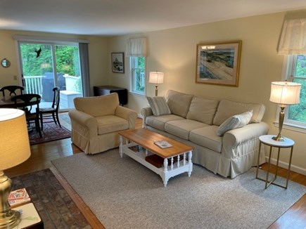 Orleans Cape Cod vacation rental - Spacious living room. I'll