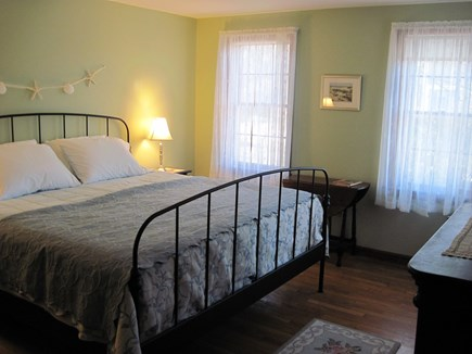 Orleans Cape Cod vacation rental - King bedroom on 1st floor