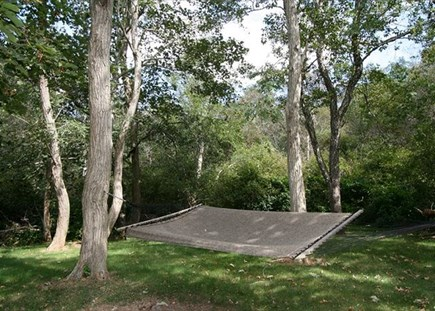 Orleans Cape Cod vacation rental - What better way to relax than a hammock !