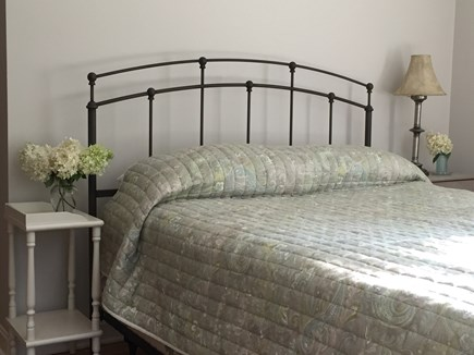 No. Falmouth Cape Cod vacation rental - First floor queen sized bed