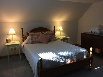 No. Falmouth Cape Cod vacation rental - Second floor queen sized bed
