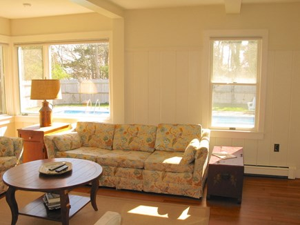 Orleans Cape Cod vacation rental - Living room (main level)