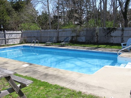 Orleans Cape Cod vacation rental - Refreshing in-ground pool