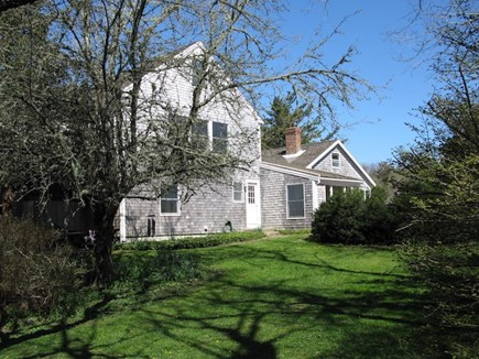 Orleans Cape Cod vacation rental - Private back yard