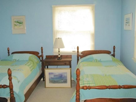 Orleans Cape Cod vacation rental - Bedroom #4 (2nd floor) w/2 Twins