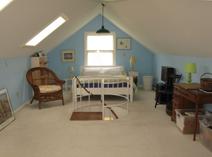 Orleans Cape Cod vacation rental - Bedroom #5 (3rd floor) w/Queen
