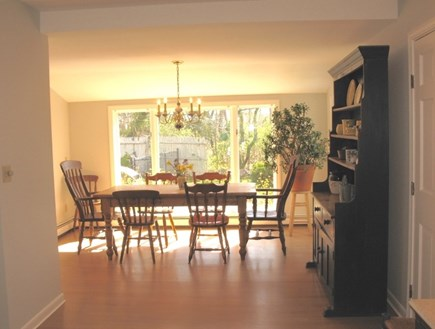 Orleans Cape Cod vacation rental - Dining Room w/patio access