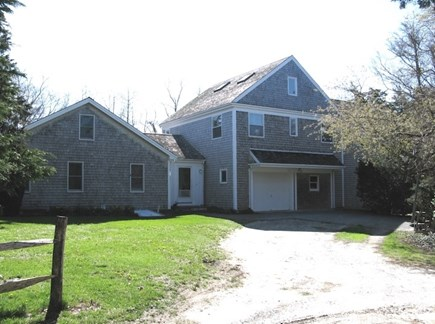 Orleans Cape Cod vacation rental - House from lane