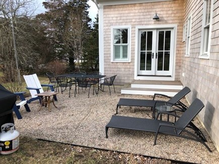 Orleans Cape Cod vacation rental - Great patio space