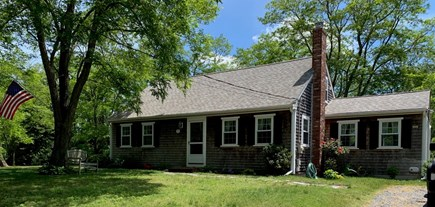 Barnstable Cape Cod vacation rental - Front view