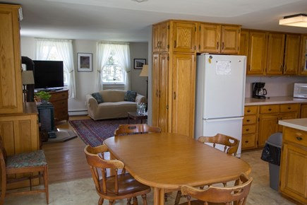 Barnstable Cape Cod vacation rental - Dining area to Living room
